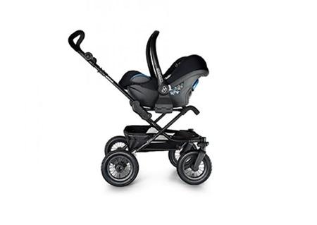Kronan-babyskyddsadapter