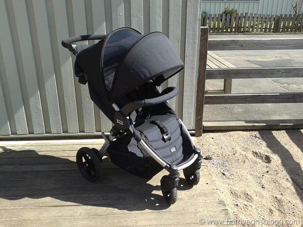 Recension av Britax B Motion Barnvagnsblogg