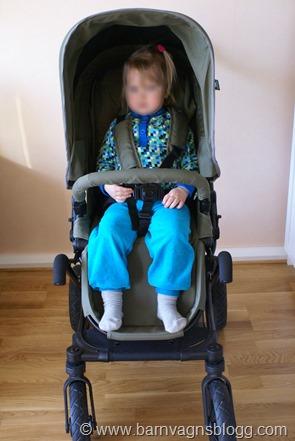 2-åring i Kronan City