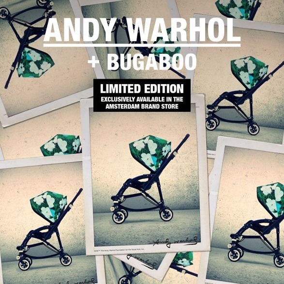 Bugaboo-Bee-Andy-Warhol-Flowers