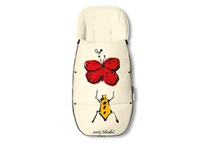 Bugaboo-åkpåse-happy-bugs