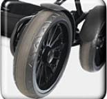 TPU-hjul