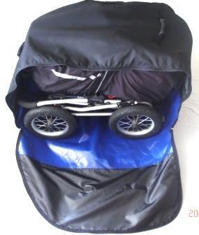 Inil-barnvagnsväska
