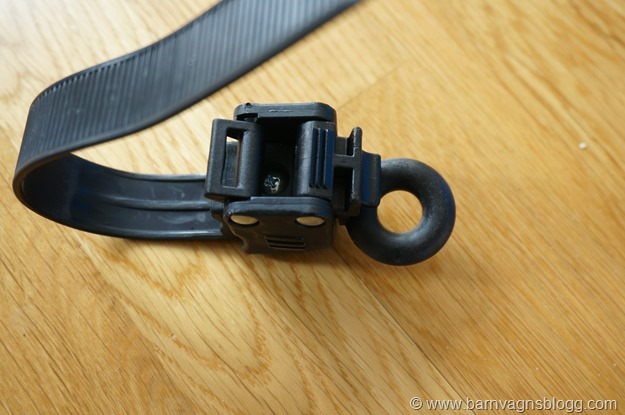 hur man trär ett spännband
