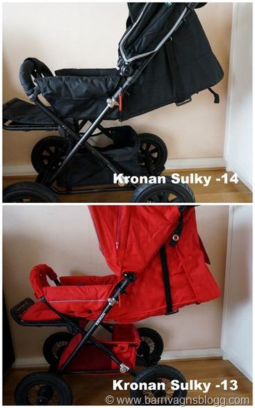 Kronan Sulky -14