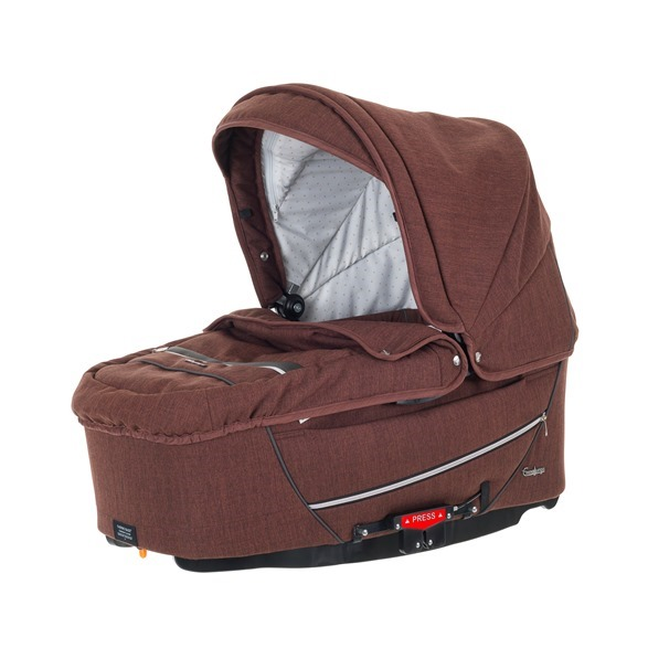 26512 - City Carrycot Supreme, Mustang