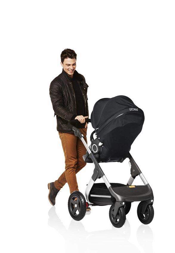 stokke barnvagn