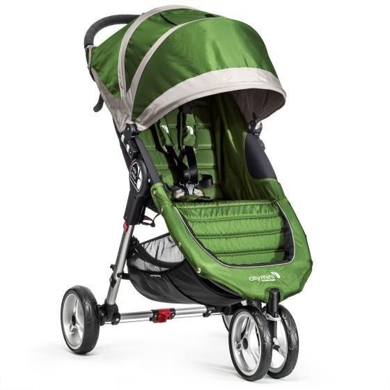 Babyjogger-City-mini-limegrön
