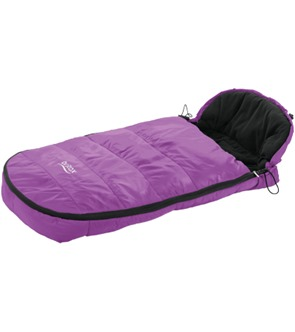 Britax Shiny Purple