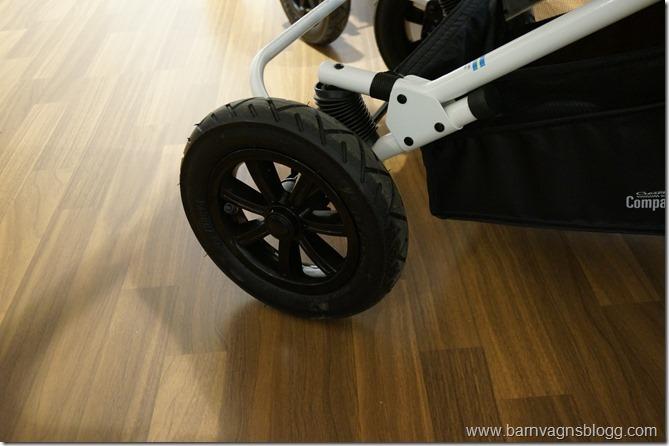 Crescent Compact 360 XT Air bakhjul