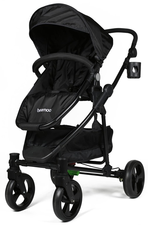 Beemoo-Flexi-Travel-2.0-True-Black