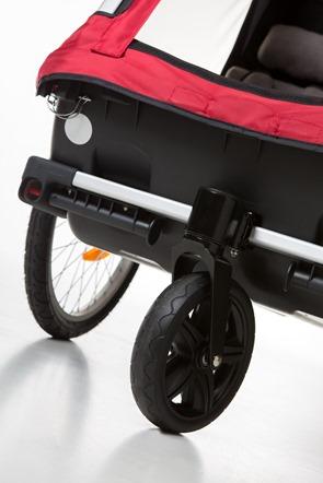 Studio NC-Explorer new Stroller wheel 2