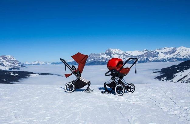 Cybex-Priam-skidor