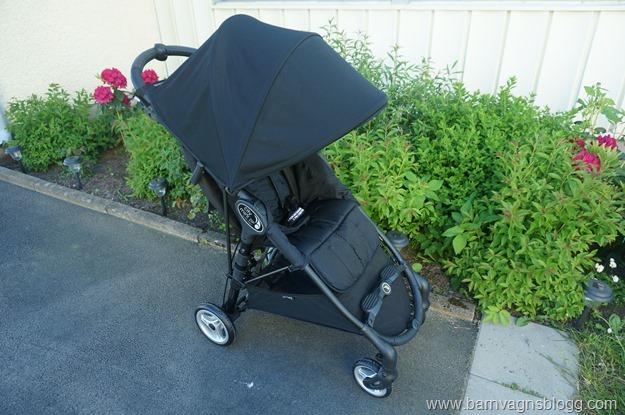 F 246 Rsta Intrycket Av Baby Jogger City Mini Zip Barnvagnsblogg