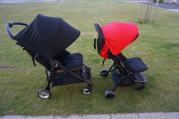 Baby Jogger City Mini Zip Vs Mountain Buggy Nano Barnvagnsblogg