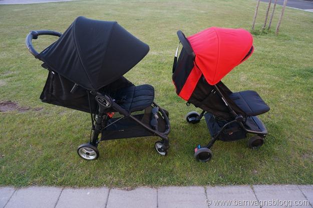 Baby Jogger City Mini Zip Vs Mountain Buggy Nano