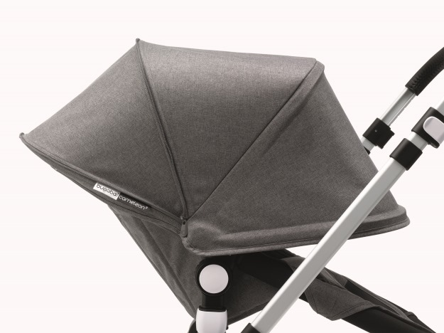 bugaboo-cameleon3-classic-grey-melange-extended-sun-canopy