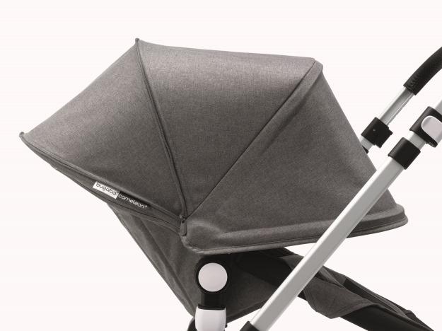 bugaboo-cameleon3-classic-grey-melange-extended-sun-canopy