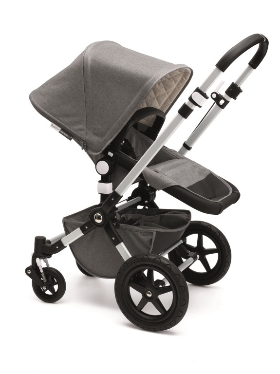 bugaboo cameleon3-classic-gray-melange-seat