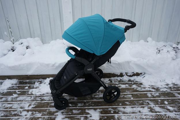 Recension av Britax B Motion 4 Plus Barnvagnsblogg