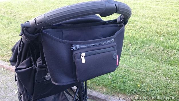 3fe1d3853c6 Recension av Skip Hop Stroller Organizer - Barnvagnsblogg